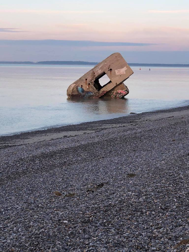 L'Incontournable Pointe du Hourdel. Cayeux-sur-Mer
