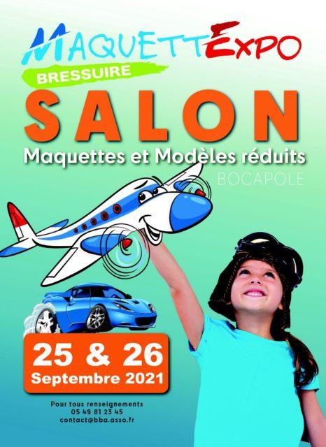 Maquette Expo Bressuire Bressuire Deux-Sèvres
