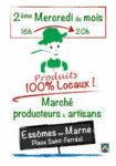 Marché de produits 100% locaux Essômes-sur-Marne