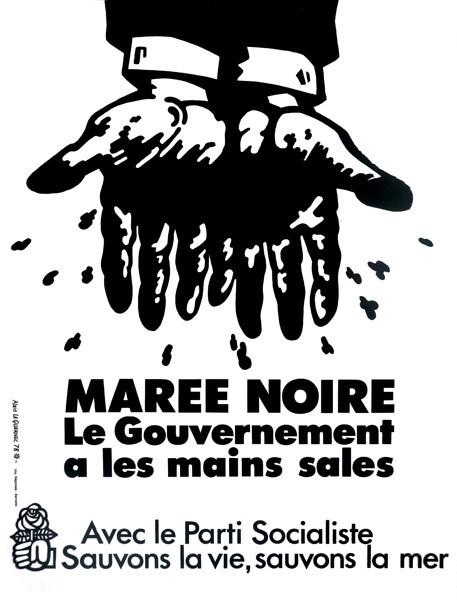 Marée Noire Alain Le Quernec Parti Socialiste