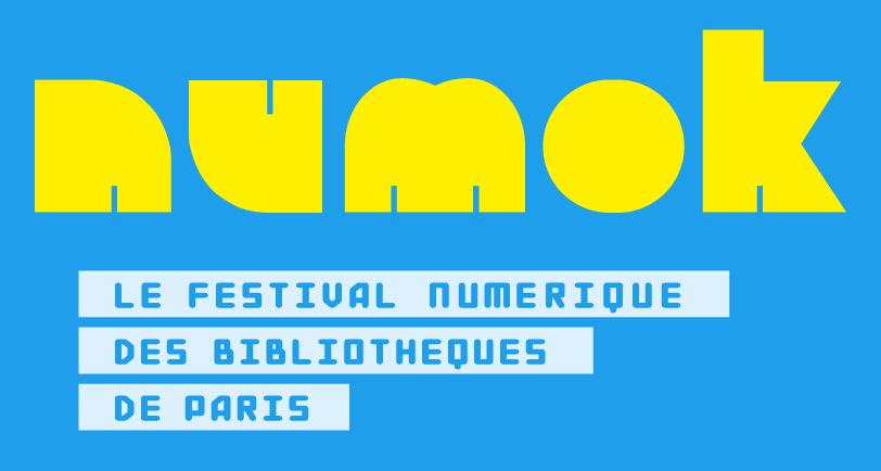 NUMOK - Atelier MOA (My Own Assistant) Médiathèque Françoise Sagan Paris