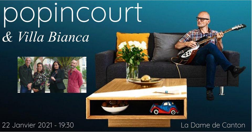 POPINCOURT + VILLA BIANCA La Dame de Canton Paris