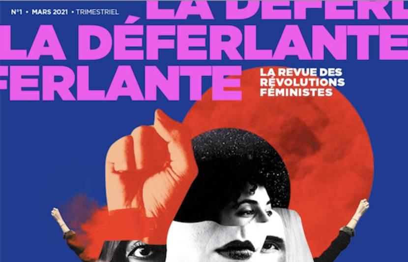 Rencontre avec la rédaction de la revue La Déferlante Médiathèque Françoise Sagan Paris