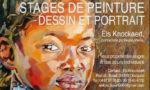 STAGE DE PEINTURE - ELS KNOCKAERT Olargues