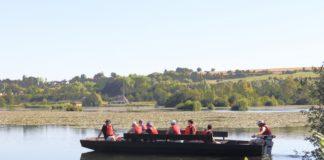 Balade bucolique en barque Longpré-les-Corps-Saints