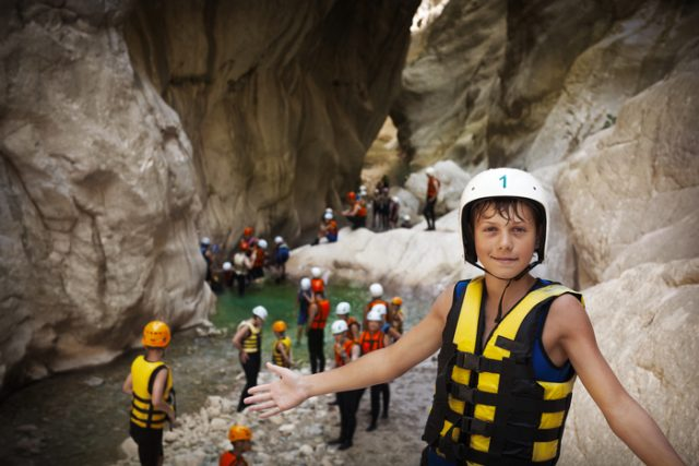 Sports Aventure CAMPING LE VALDIE