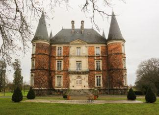 Château d'Apigné Façade