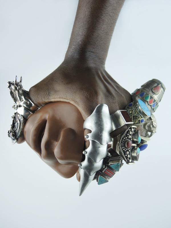 KENNY DUNKAN KEEP GOING ! Galerie Les Filles du Calvaire Paris
