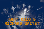 "Arat Kilo & Richard Gaitet - ""Le Dernier Rimbaud"" au 360 Paris Music Factory Le 360 Paris Music Factory"