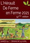 L'HÉRAULT DE FERME EN FERME - CIRCUIT DOMITIENNE ! Colombiers   2021-06-26