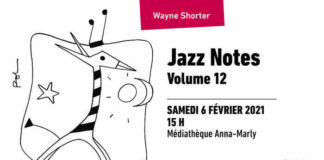 Annulé | Jazz Notes - Volume 12 Médiathèque Anna Marly