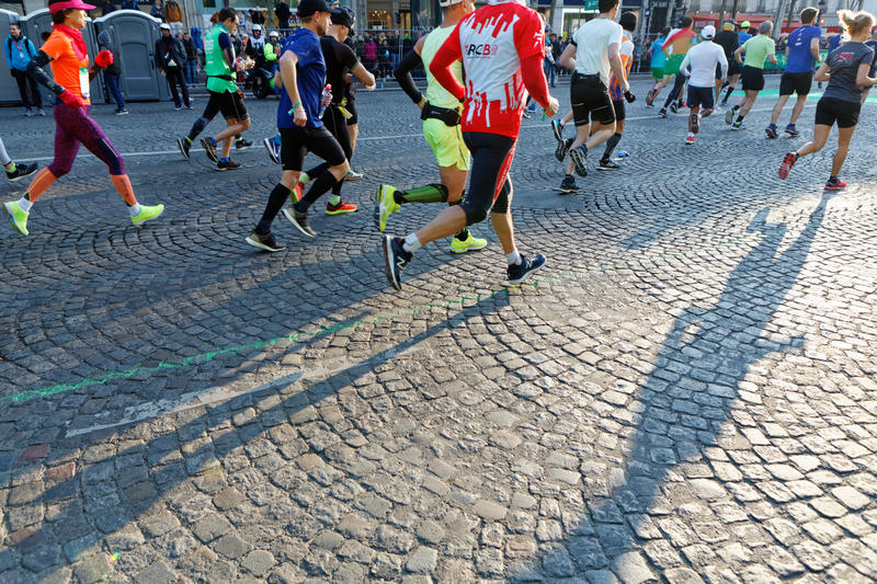 Paris Running Festival Stade du Parc des Princes Paris