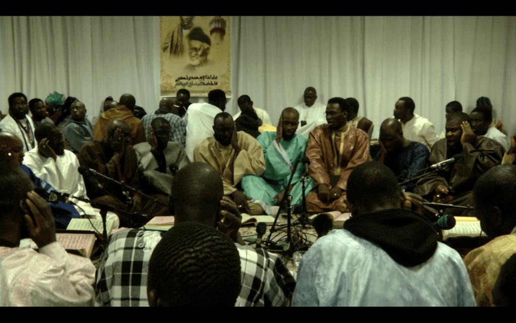 Samâ cinéma : la nuit mouride Eglise Saint-Bernard de la Chapelle Paris