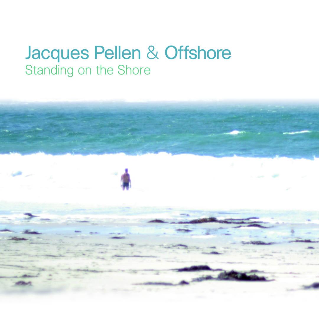 jacques pellen, offshore, standing on the shore