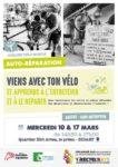 Atelier vélo mobile Bidart