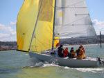 Balade en mer sur un voilier Deauville