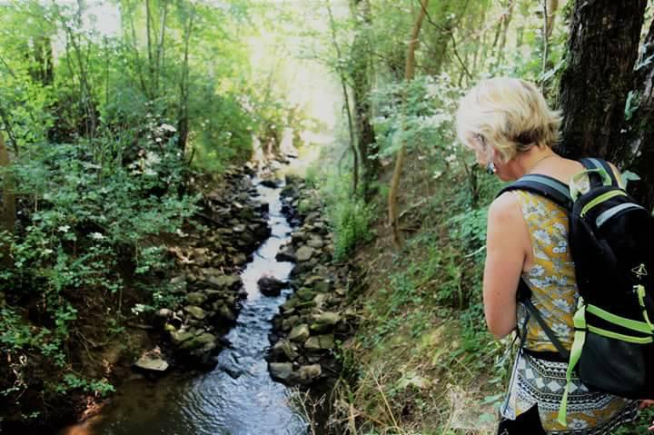 Balade naturaliste et artistique autour du Ciron Bommes