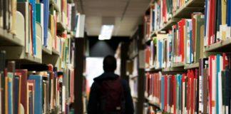 bibliothèque université étudiants