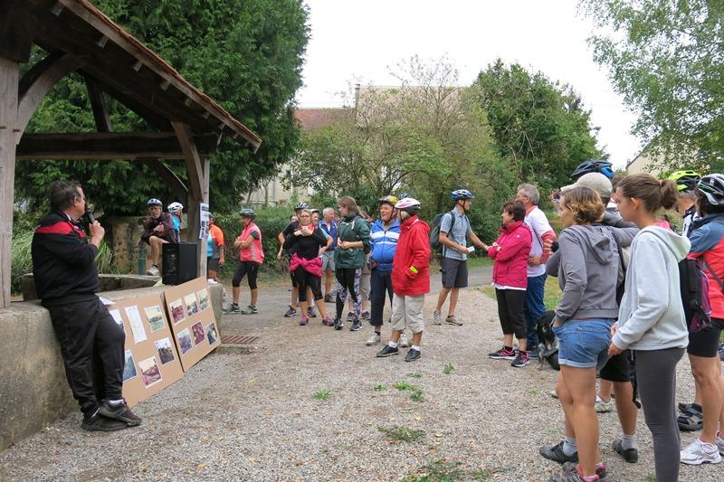 Echappées vélo en liberté 2021-07-26 Mézières-en-Brenne