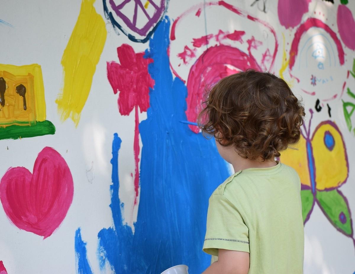 Exposition des travaux des enfants Bressuire