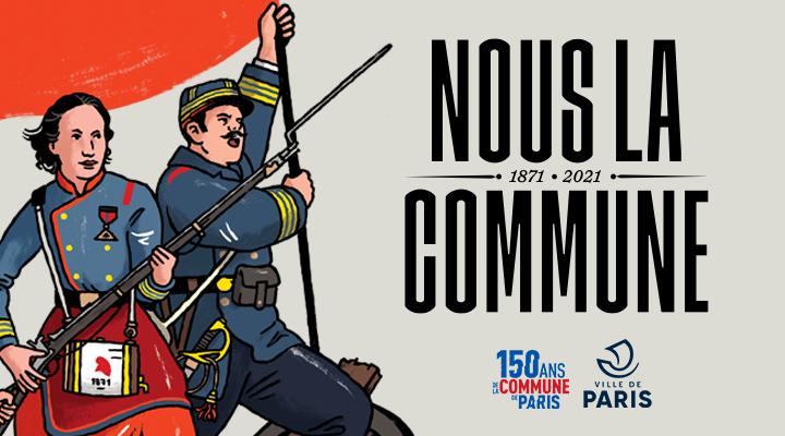 Exposition Nous la Commune Parc des Buttes-Chaumont Paris