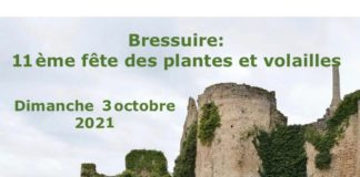 Fête des plantes Bressuire   2021-10-03