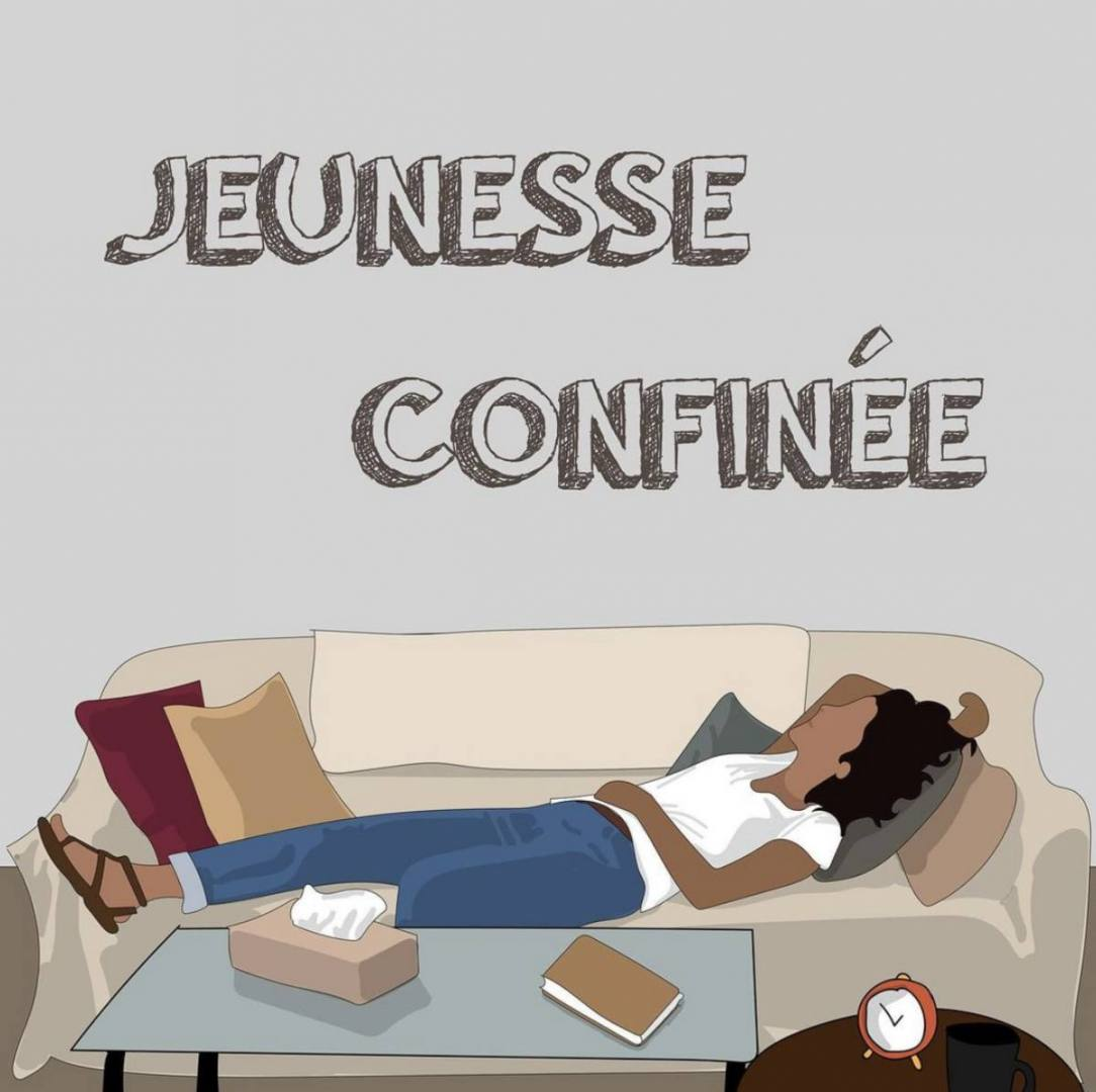 Jeunesse Confinée Podcast