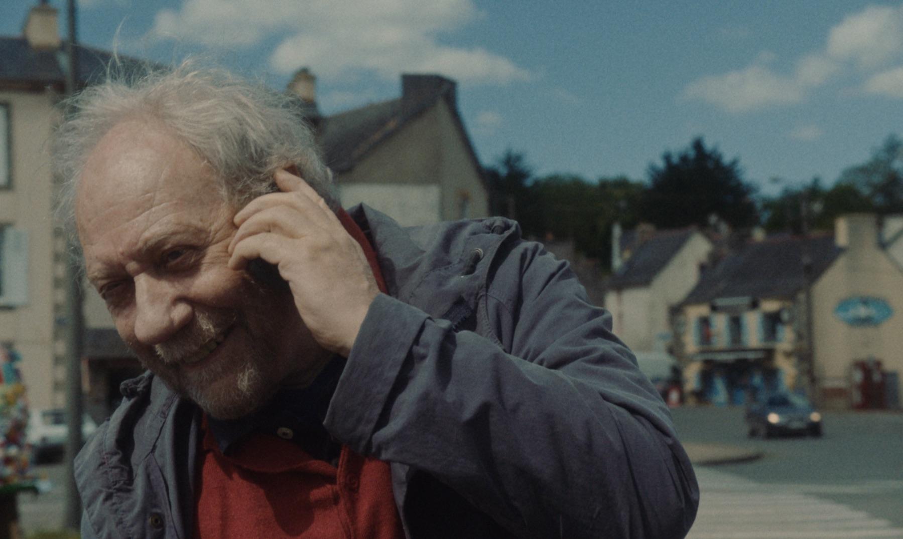 court métrage la maison pas très loin du Donegal Claude le Pape