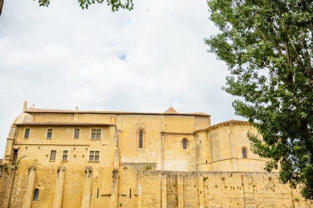 Eglise Saint-Sauveur de Saint-Macaire