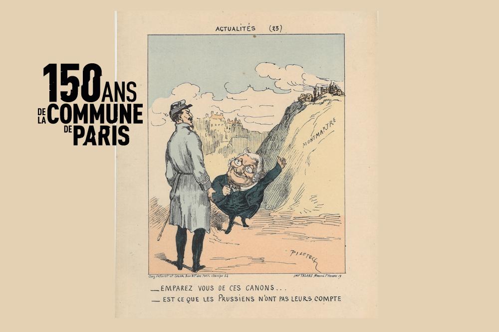 Montmartre et la Commune Musée de Montmartre Paris