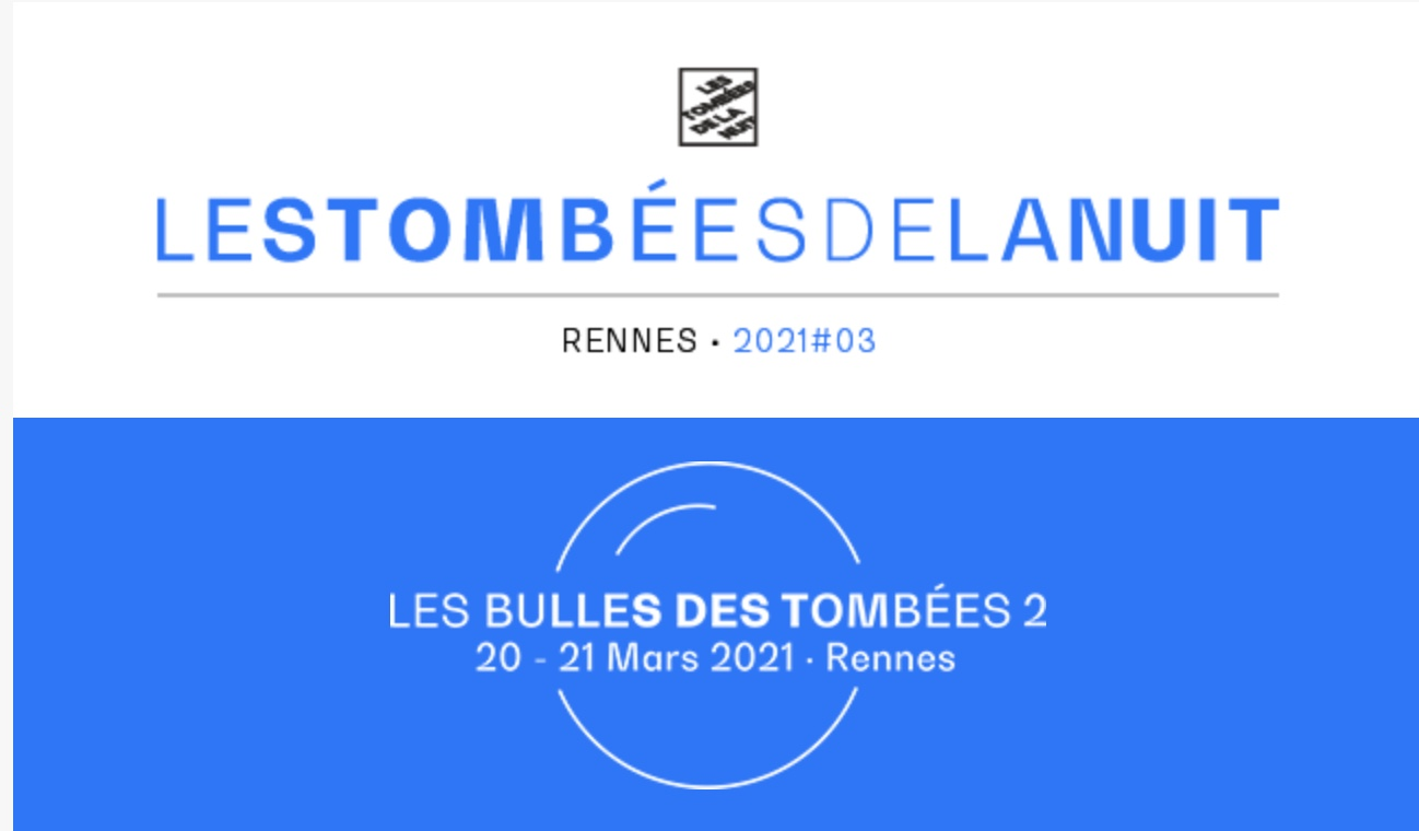 TOMBEES NUIT rennes