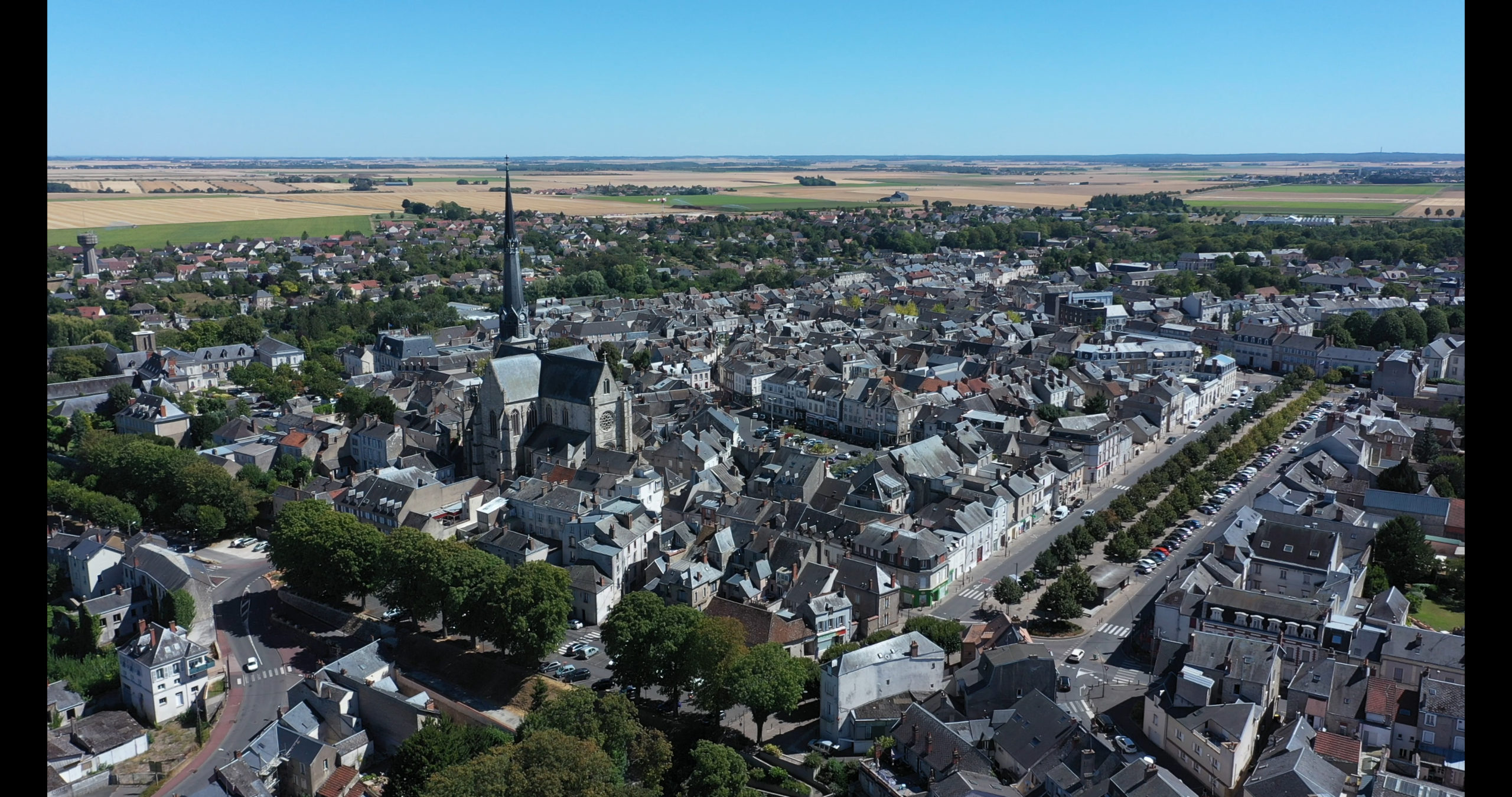 Visite de Pithiviers Pithiviers