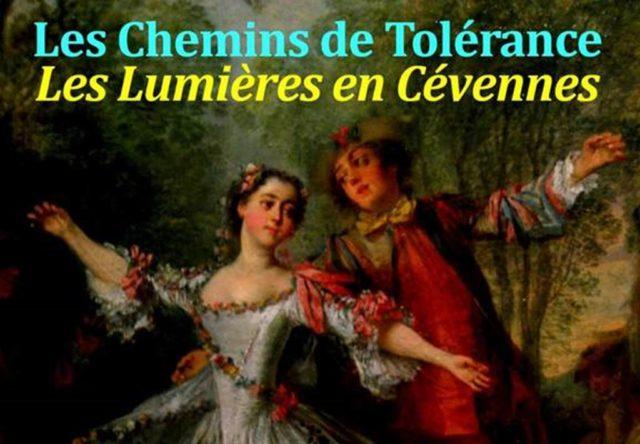 Les Chemins de la Tolérance  - Conférence 2021-08-11 Saumane