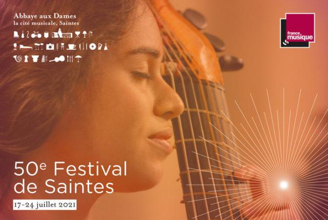 Festival de Saintes 50ème édition Abbaye aux Dames