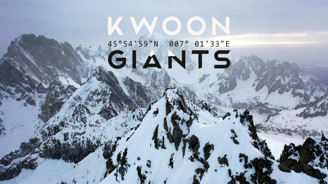 Kwoon Giants live solo aiguille du triolet