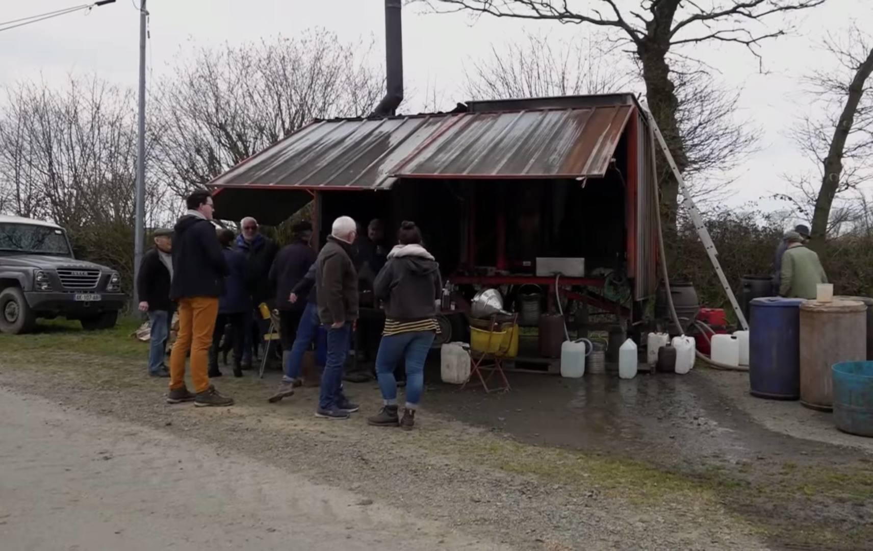 Distillateur Ambulant Bretagne