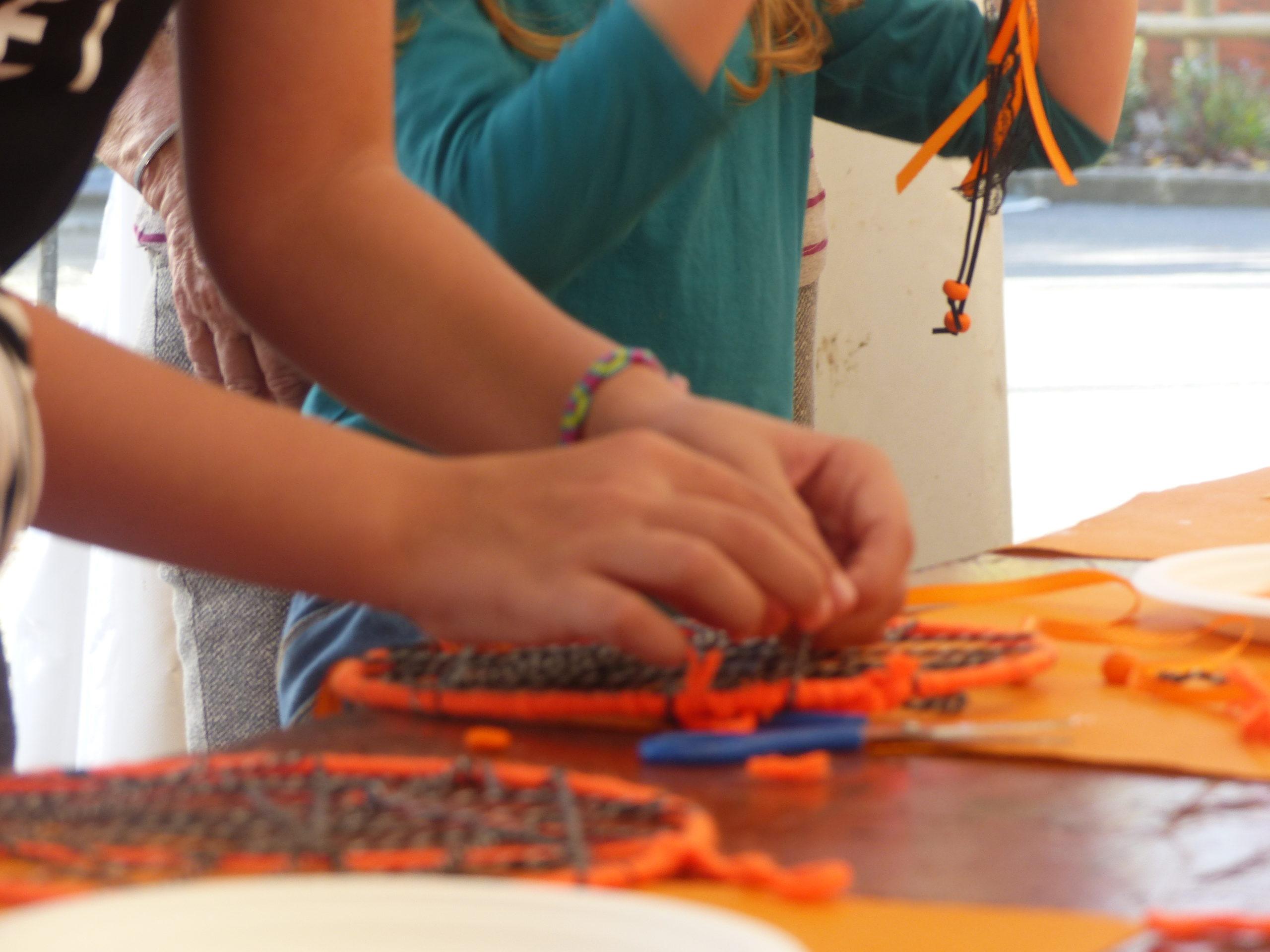 Ateliers créatifs pour les enfants Sanguinet