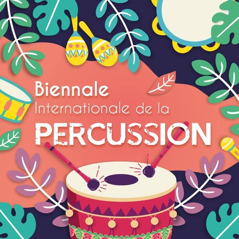 biennale internationale percussion rennes