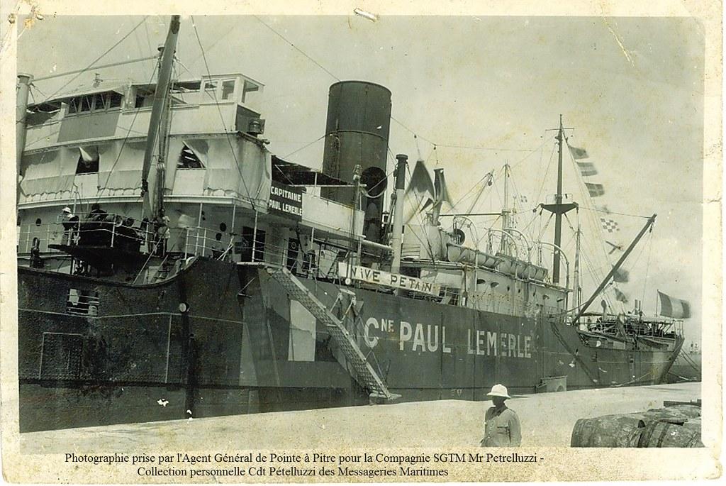 Capitaine Paul Lemerle