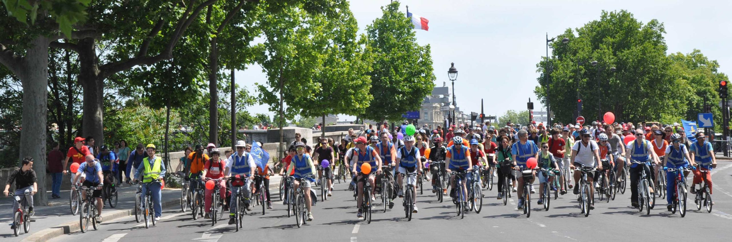 Convergence Vélo : venez fêter le vélo le 19 septembre ! Partout en Île-de-France