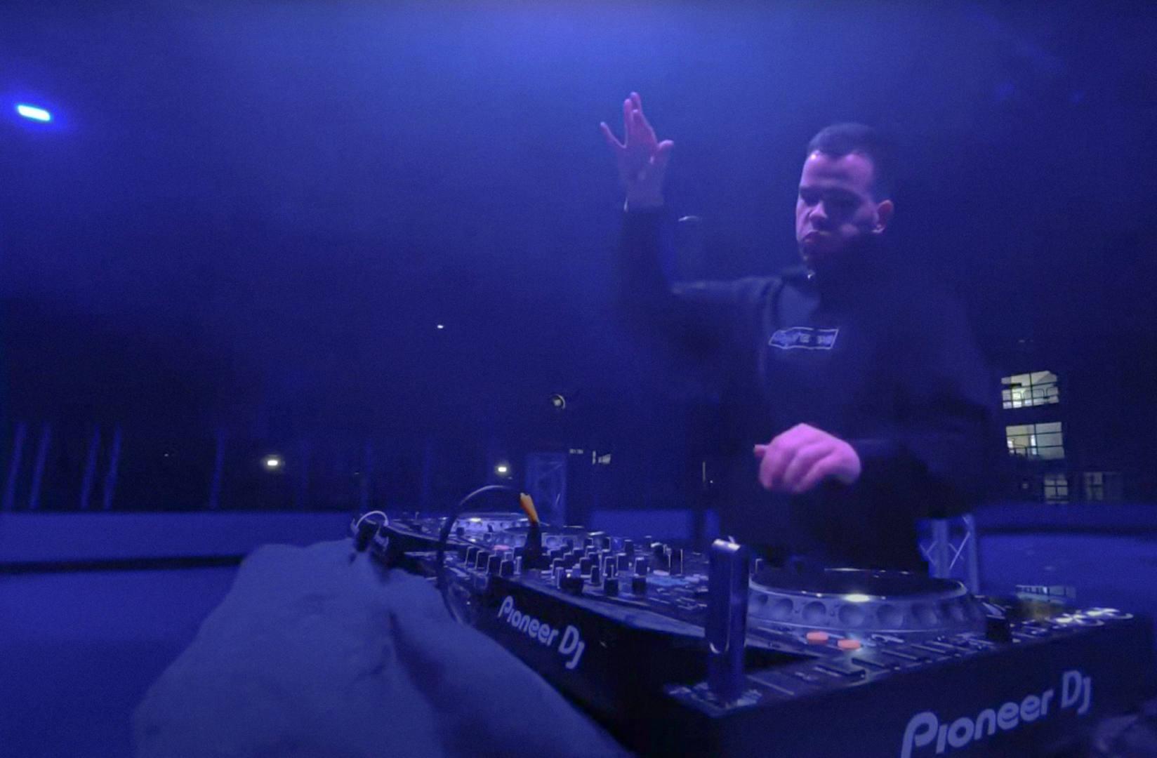 Square Mix DJ