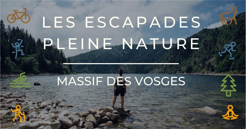 ESCAPADES PLEINE NATURE - À VÉLO Ramonchamp   2021-07-03