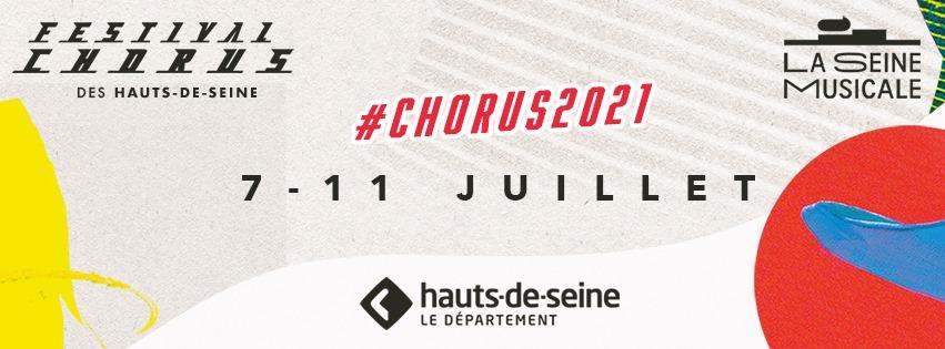Festival Chorus La Seine Musicale Boulogne Billancourt