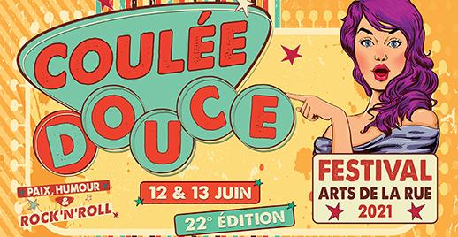 Festival d'Arts de la Rue COULÉE DOUCE 2021 Promenade Plantée (Coulée Verte) - Jardin de Reuilly - Esplanade du Cadran Solaire Paris