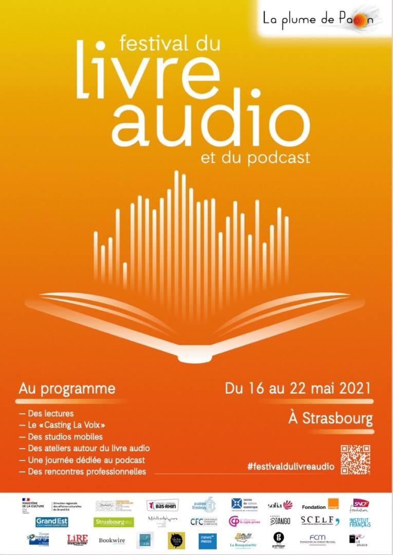 festival livre audio la plume de paon