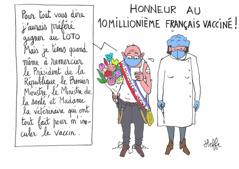 francais vaccin