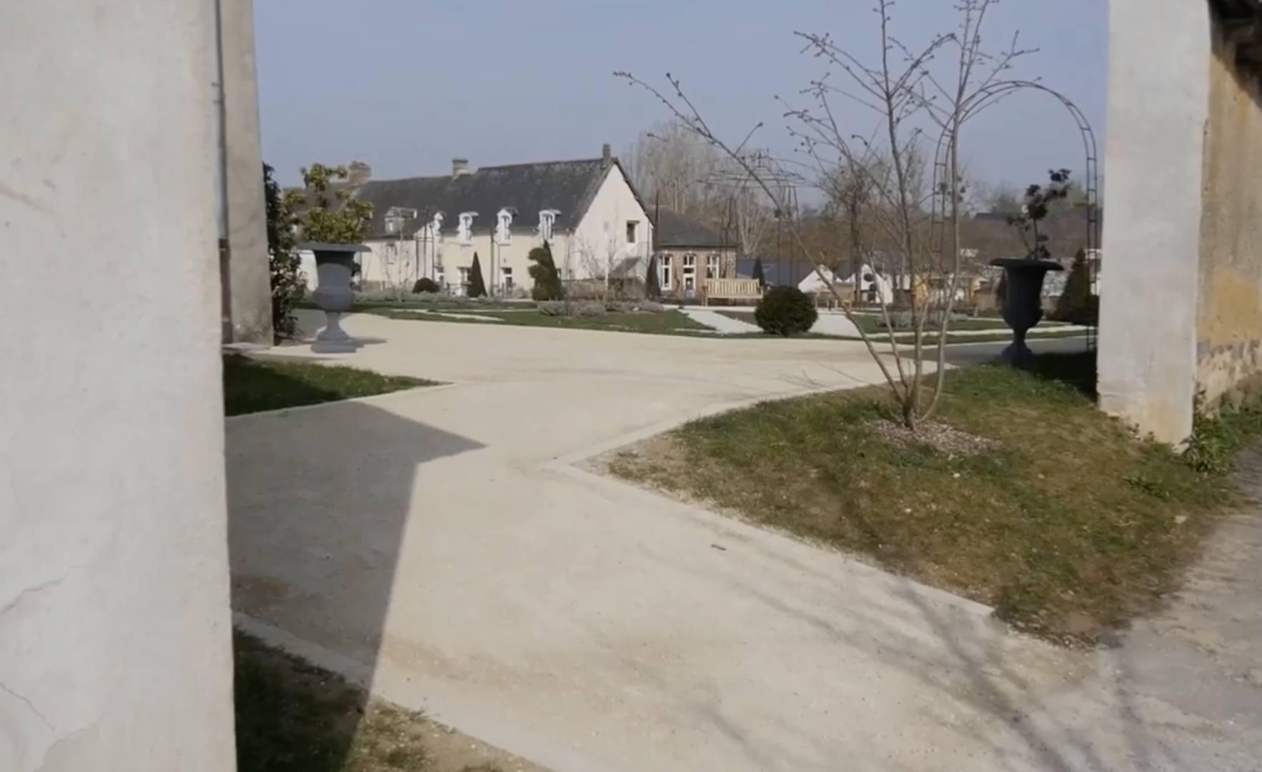 geveze jardin presbytere