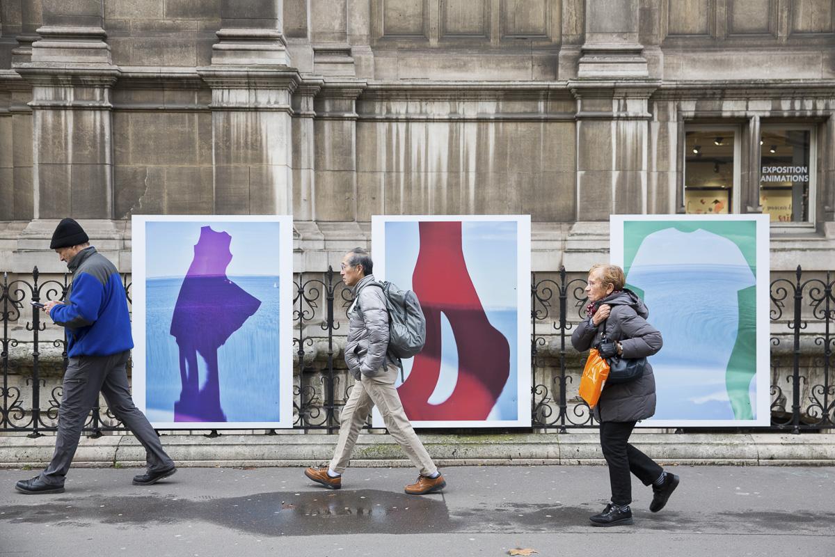 Grand Prix Eyes on Talents Photography & Sustainability 2021 Grilles de l'Hôtel de Ville Paris