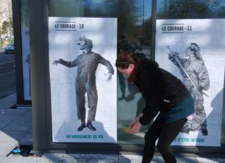 Haut les coeurs Rennes courage agence sensible