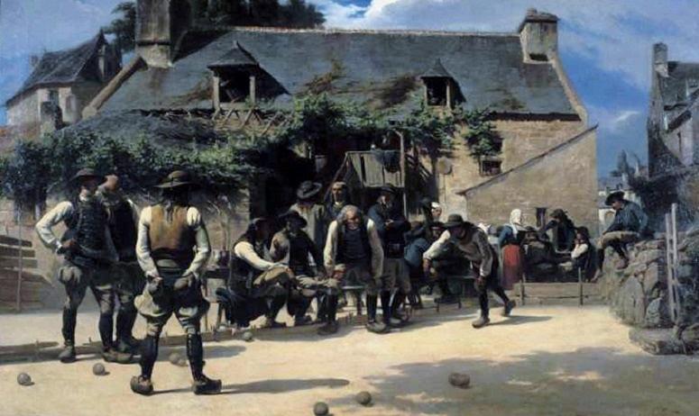 Bruno Guézennec jeux bretons